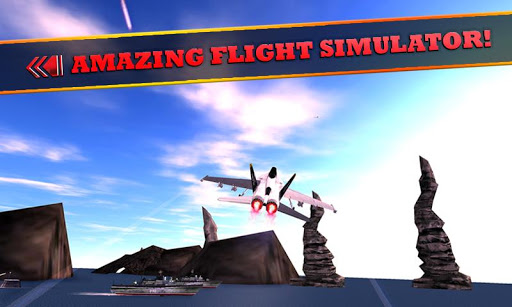 Jet Fighter Flight Simulator  screenshots 3