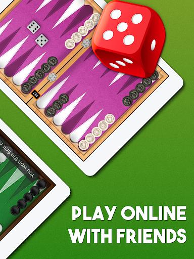 Backgammon - Play Free Online & Live Multiplayer 1.0.290 screenshots 7