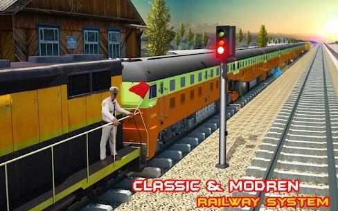Train Driving Simulator USA: Train Games 3D 9