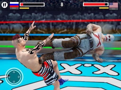 Wrestling Fight Revolution 20: World Fighting Game 1.4.0 screenshots 4