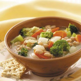 Bean Vegetable Soup Recipe