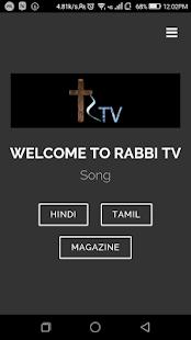 Rabbi Tv - náhled