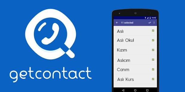 GetContact русском Pro Guide 2018 APK for Bluestacks