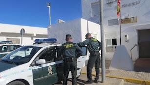 Cuartel de la Guardia Civil, en una imagen de archivo