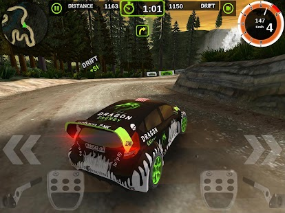 Rally Racer Dirt- screenshot thumbnail