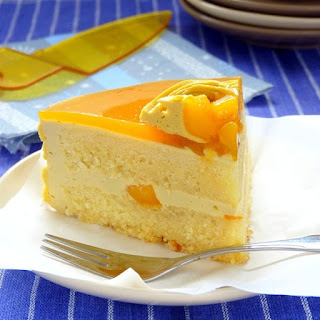 Mango Gelatin Cake Recipes