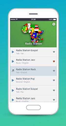 SENEGAL Radios Android App  screenshots 1