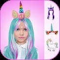 Unicorn Photo Game icon