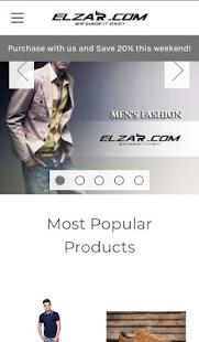Elzar Shop - náhled