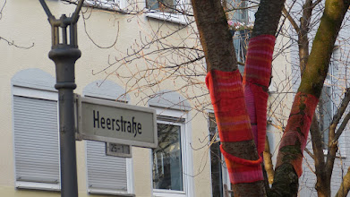 Photo: Urban Knitting; Strickguerilla