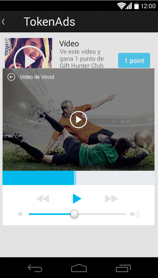 Gift Hunter Club - Gana dinero: captura de pantalla