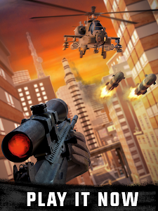 Sniper 3D Assassin Gun Shooter screenshot