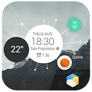 detailed info real time weathe  Icon