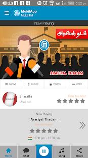 MUKIL APP - Tamil Infotainment - náhled