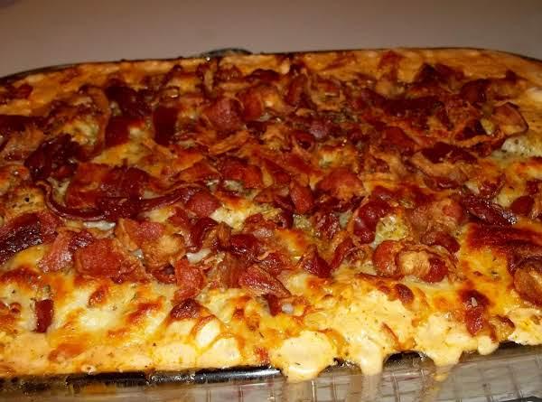 Italian - Cheesy Bacon / Chicken Pasta Bake