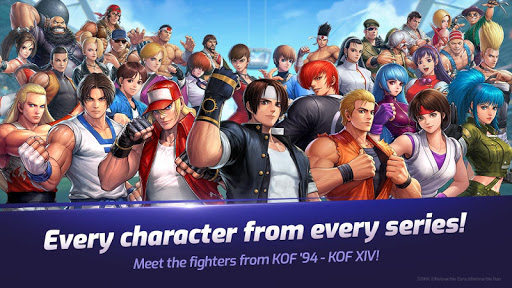 The King of Fighters ALLSTAR apkmartins screenshots 1