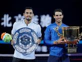 Rafael Nadal en Nick Kyrgios plaatsten zich eenvoudig voor de tweede ronde op de Australian Open