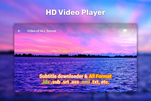 HD Video Player 1.1.3 screenshots 5