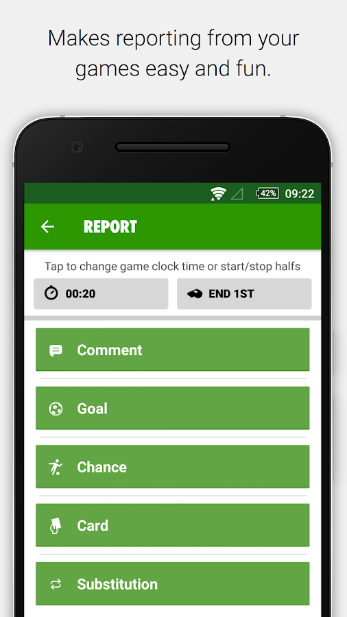Sportswik- screenshot