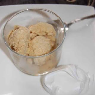 Speculoos Ice Cream.