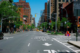 Photo: 9th Ave in Chelsea