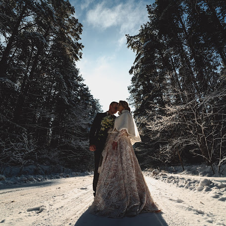 Wedding photographer Andrey Apolayko (Apollon). Photo of 21.01.2018