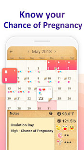 App Period Tracker - Period Calendar Ovulation Tracker APK for Windows Phone