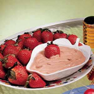Chocolate Mousse with Strawberries