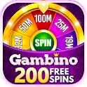 Gambino Slots: Free Online Casino Slot Machines icon