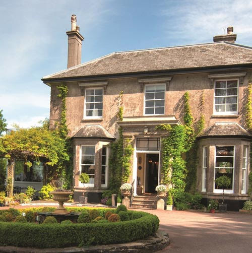 Design consultation for country house boutique hotel