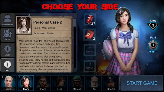 Horrorfield Mod Apk 1.2.11 [Map Hack/Freeze + Full Unlocked] 6