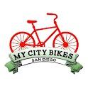 My City Bikes San Diego icon