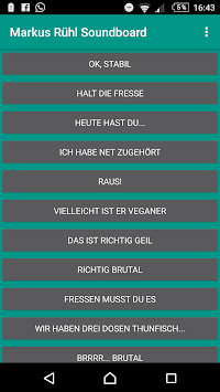 Markus Rühl Soundboard APK Latest Version Download - Free