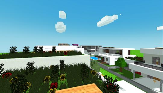 House for Minecraft Build Idea - náhled