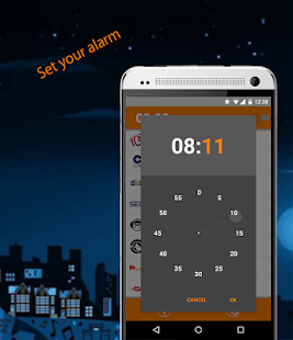 Alarm Radio- screenshot thumbnail