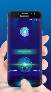 App lock – Fingerprint support 10