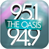 95.1/94.9 The Oasis
