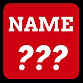 Name??? - ความหมายชื่อของคุณ?