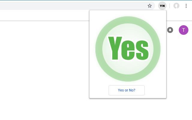 YES or NO random answer generator
