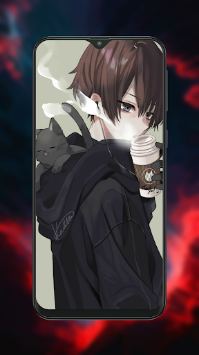 Download Cute Anime Boy Wallpapers Free For Android Cute Anime Boy Wallpapers Apk Download Steprimo Com