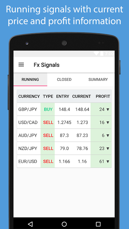Binary Signal App Download APK Android | Aptoide