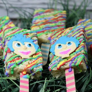 Inside Out Movie Treats