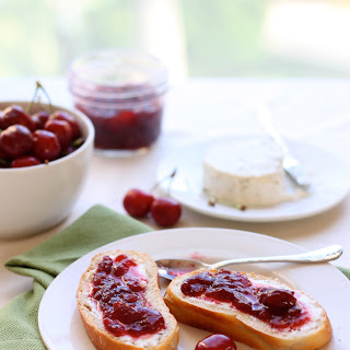 Sweet Cherry Preserves