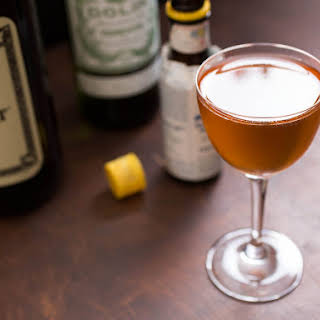 The Brooklyn Cocktail.