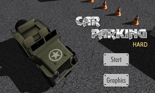 Car Parking Hard