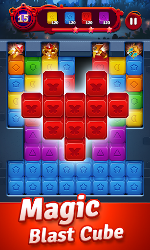 Magic Blast - Cube Puzzle Game 1.1.6 androidappsheaven.com 1