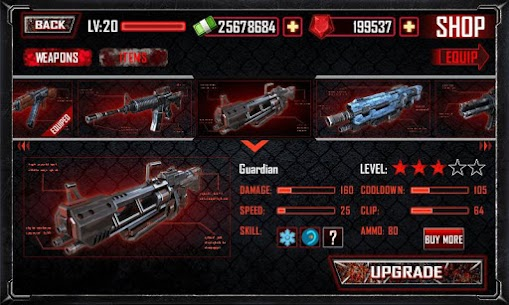 Zombie Killing – Call of Killers MOD APK (Unlimited Money) 5