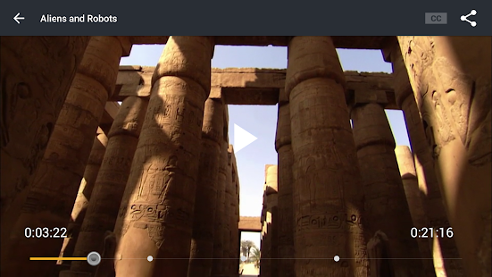 HISTORY Screenshot 5