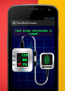 Finger Blood Pressure 2 Prank screenshot 4
