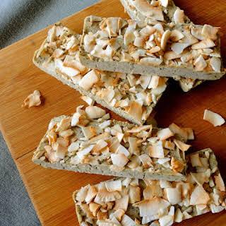 Pumpkin Seed Butter Energy Bars.